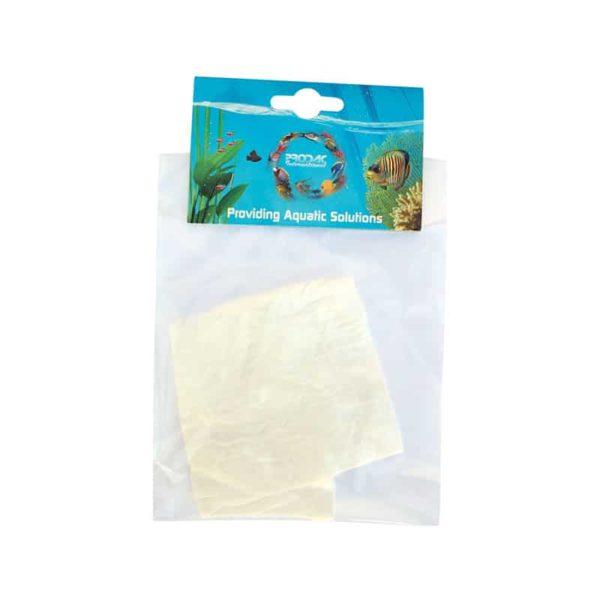 שקית מיקרונית לפחם פעיל-Net bag- PRODAC