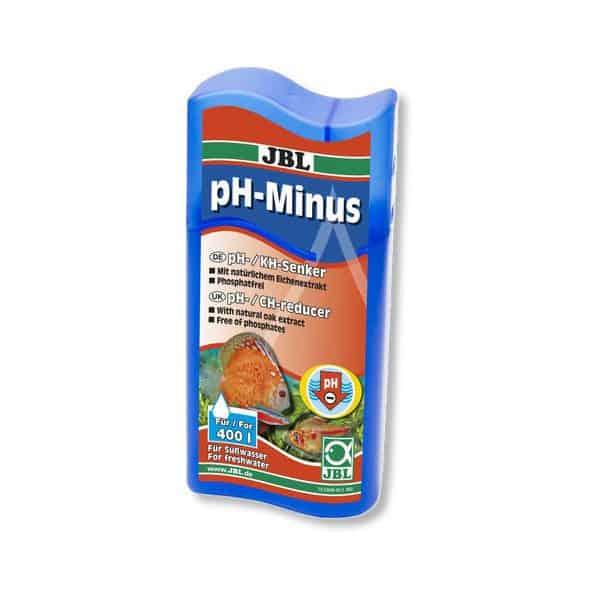 מוריד חומציות מים PH MINUS JBL