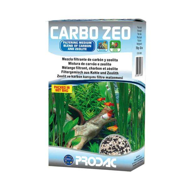 פחם משולב- CarboZeo- PRODAC