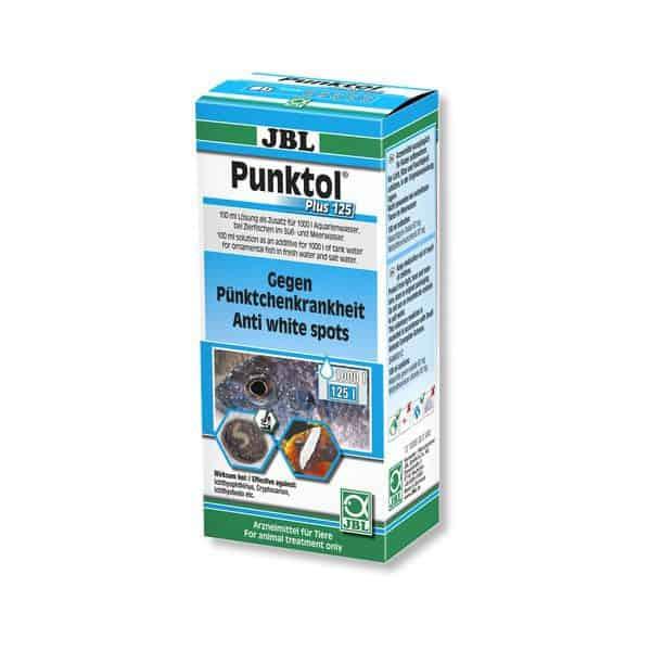 תרופה לטיפול בנקודות לבנות PUNKTOL PLUS125 JBL