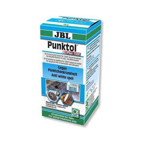 תרופה לטיפול בנקודות לבנות PUNKTOL PLUS1500 JBL