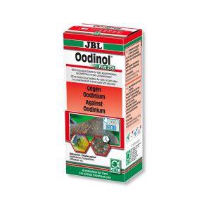 תרופה לטיפול במחלת הקטיפה הלבנה OODINOL JBL