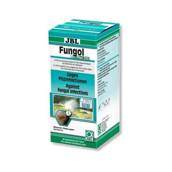 תרופה לטיפול במחלות פטריתיות FUNGOL PLUS 250 JBL