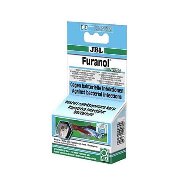 אנטיביוטיקה לטיפול במחלות בקטריאליות FURANOL PLUS JBL