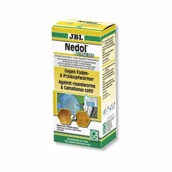 תרופה נגד תולעי מעיים NEDOL PLUS250 JBL