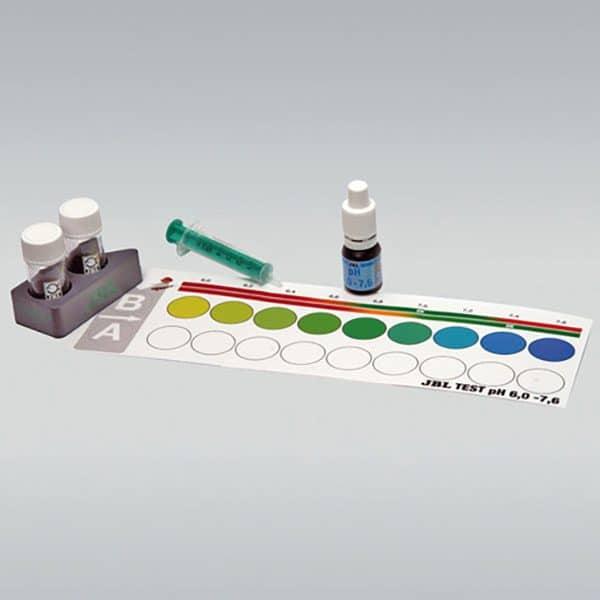 ערכת בדיקת חומציות המים PH PH TEST 6.0-7.6 JBL