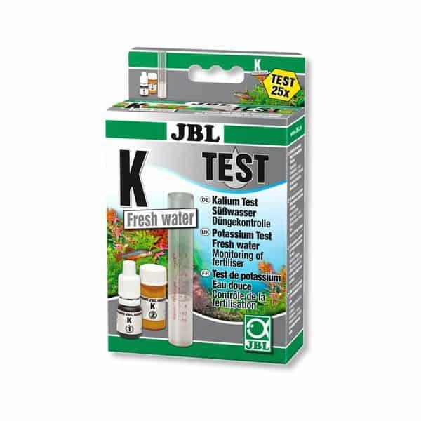 ערכת בדיקת אשלגן K POTASSIUM TEST SET JBL