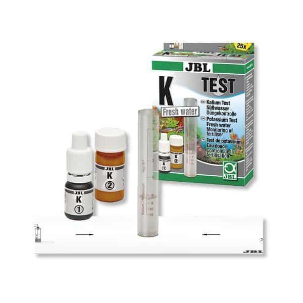 ערכת בדיקת אשלגן- K POTASSIUM TEST SET- JBL