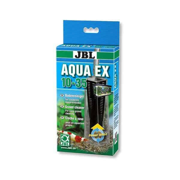 שואב רפש לניקוי אקווריומים קטנים- AQUAEX SET 10-35- JBL