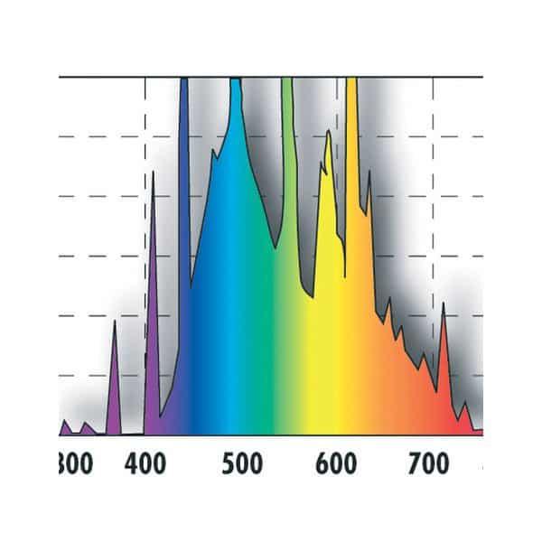 נורת T8 אור שמש לצמחיה ולדגים JBL איור