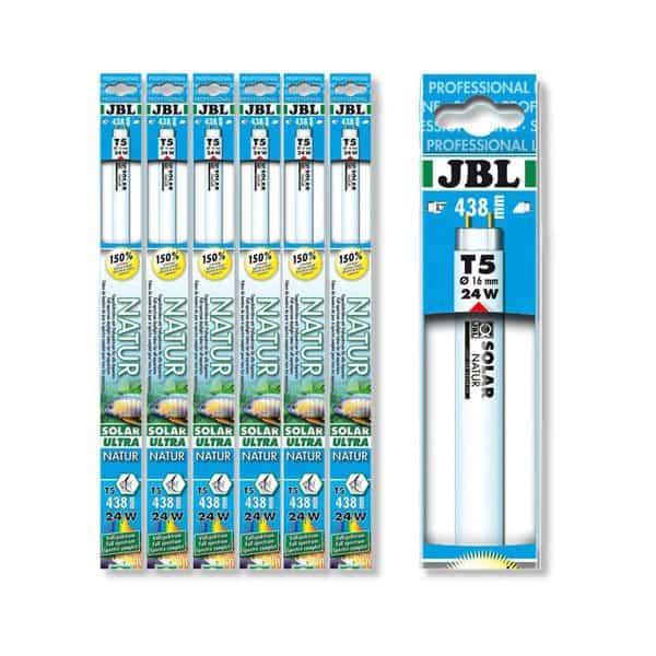 נורת T5 אור שמש לצמחיה ולדגים JBL