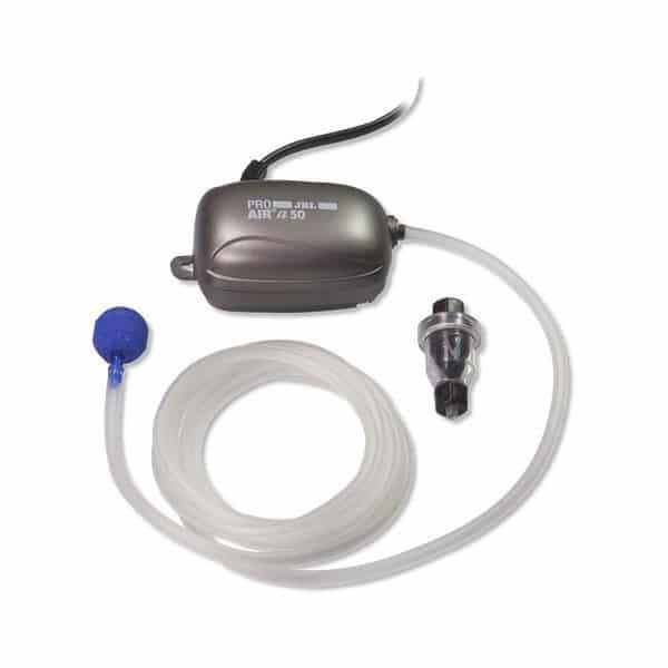 משאבת אוויר קטנה ושקטה בקצב של 50 ליטר/ שעה PROSILENT A50 JBL