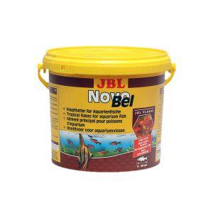 מזון דפים עשיר לדגים טרופיים (דלי) NOVOBEL JBL