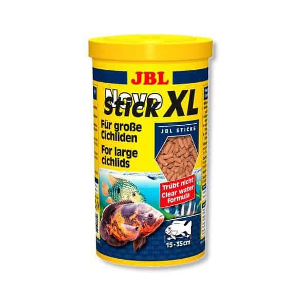 מזון ציקלידים גדולים NOVOSTICKXL JBL