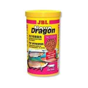 מזון ארואנות, פלאוורים ותוכים ovoDragon Shrimp JBL