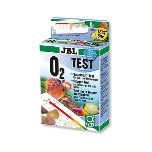 ערכת בדיקת חמצן O2 TEST JBL