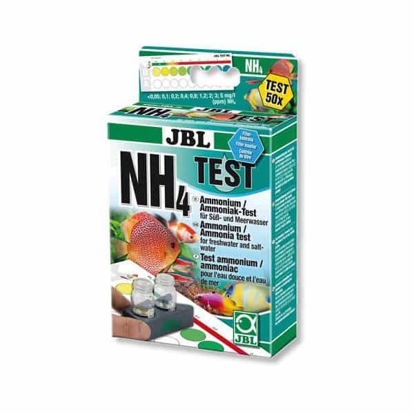 ערכת בדיקת אמוניה AMMONIUM TEST NH4 JBL