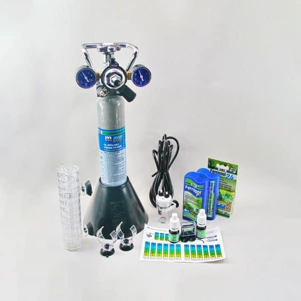 רכת CO2 מלאה (ללא ברז לילה) PROFLORA M501 JBL