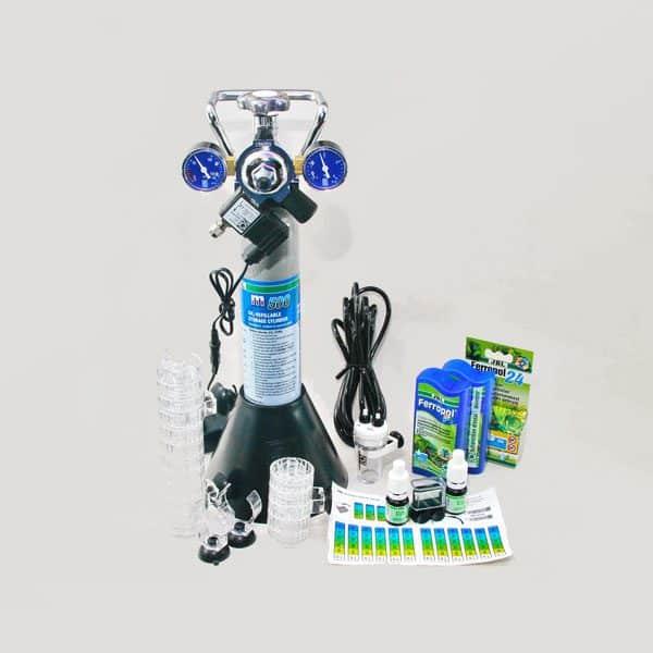 ערכת CO2 מלאה (עם ברז לילה) PROFLORA M502 JBL