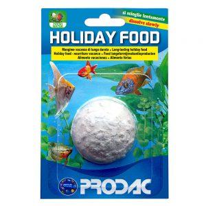 מזון חופשה- Holiday food- PRODAC