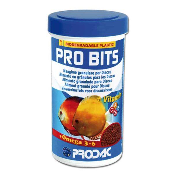 מזון דיסקוסים עשיר PRO BITS PRODAC