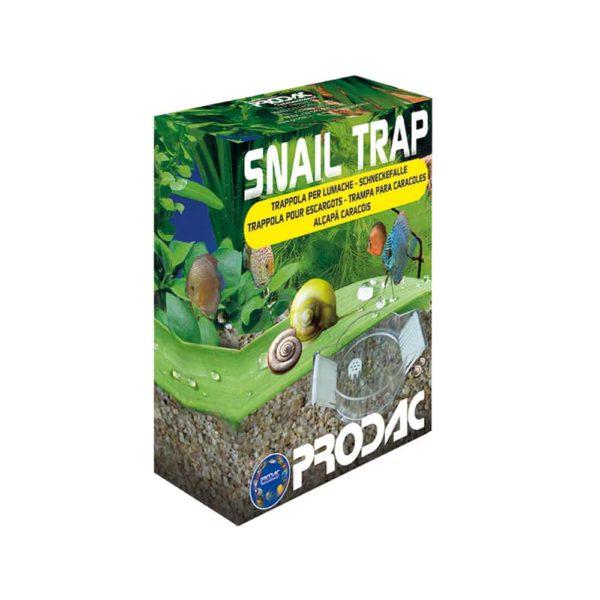 מלכודת חלזונות-Snail trap- PRODAC