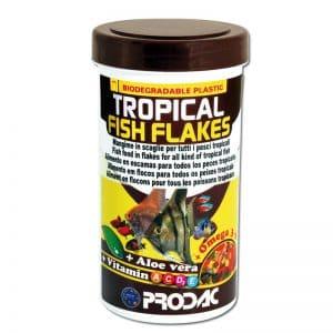 מזון לדגים טרופיים TROPICAL FISH FLAKS PRODAC