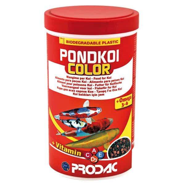 מזון מחזק צבע לקוי PONDKOI PRODAC
