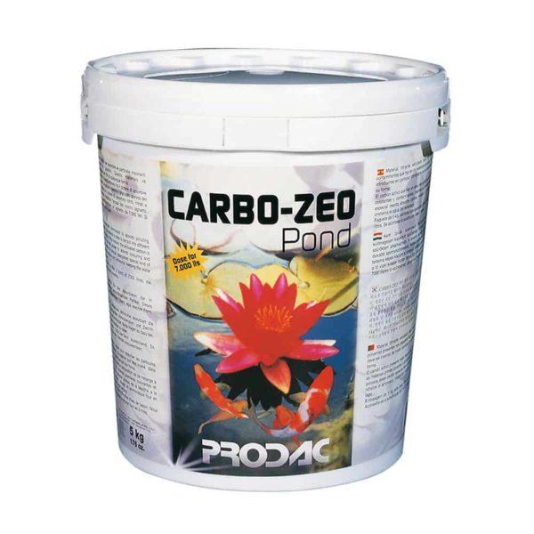 פחם משולב לבריכות- CARBOZEO- PRODAC