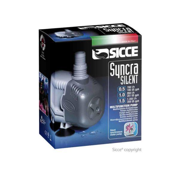 ראש כח - Syncra silent 1.5- SICCE