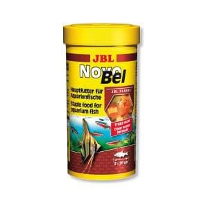 מזון דפים עשיר לדגים טרופיים NOVOBEL JBL