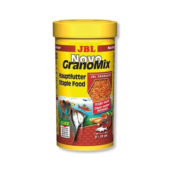 מזון פתיתים עשיר לדגים טרופיים NOVOGRANOMIX JBL