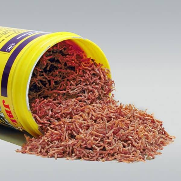 מזון תולעים יבשות Novofil JBL