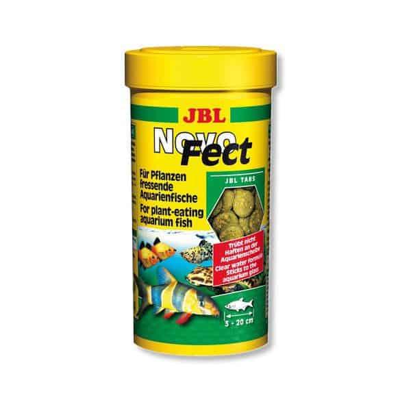 מזון לאוכלי אצות ושרימפס NOVOFECT JBL