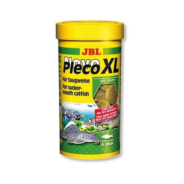 מזון דגים נקאים NOVOPLECOXL JBL