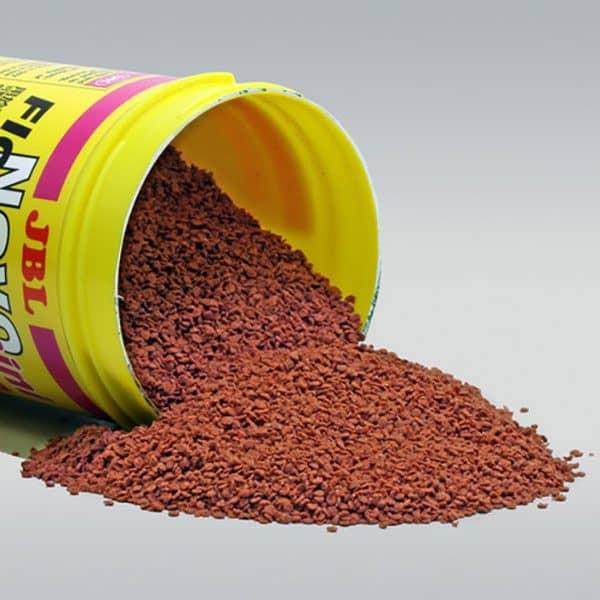 מזון מחזק צבע לציקלידים NOVOFLOWER MINI JBL
