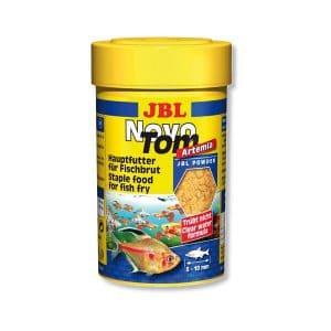 מזון ארטמיה לדגיגונים NOVOTOM JBL