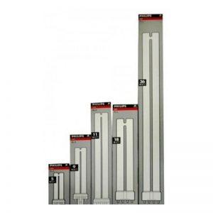 נורות לסנני UV מסוג: PL UV 9-36W- PHILIPS