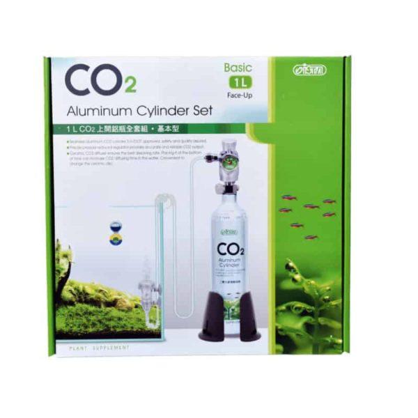 מערכת CO2 מלאה (ללא ברז לילה)- 1 ליטר
