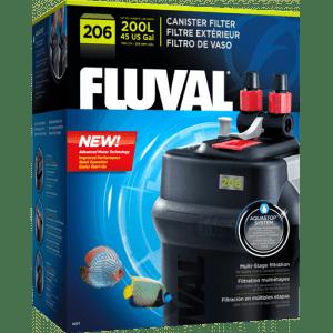 פילטר חיצוני מקצועי בקצב של 780 ליטר/ שעה- 206 FLUVAL