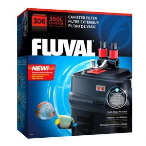 פילטר חיצוני מקצועי בקצב של 1150 ליטר/ שעה- 306 FLUVAL