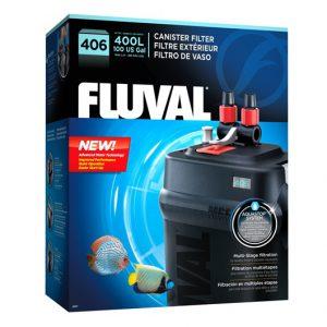 פילטר חיצוני מקצועי בקצב של 1450 ליטר/ שעה- 406 FLUVAL