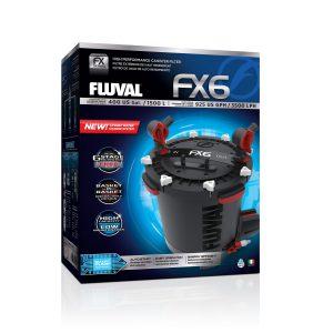 פילטר חיצוני עוצמתי ומקצועי בקצב של 3500 ליטר/ שעה- FX6- FLUVAL