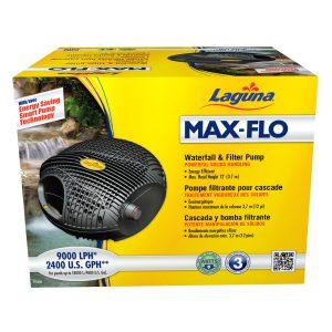 משאבת מים בקצב 9000 ליטר/ שעה- Laguna Max-Flo 2400