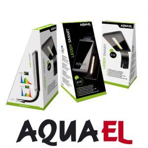 מנורת לד לשרימפסיות וננו אקווריומים- Leddy Smart- Aquael