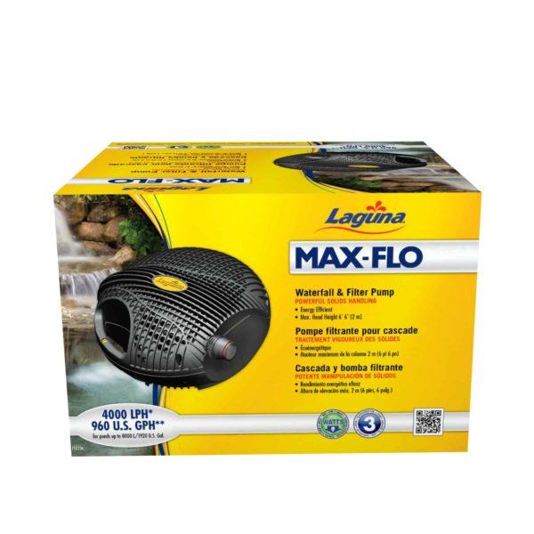 משאבת מים בקצב 4000 ליטר/ שעה- Laguna Max-Flo 960